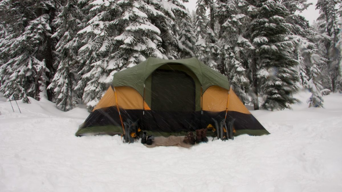 The Best 4-Season Tents